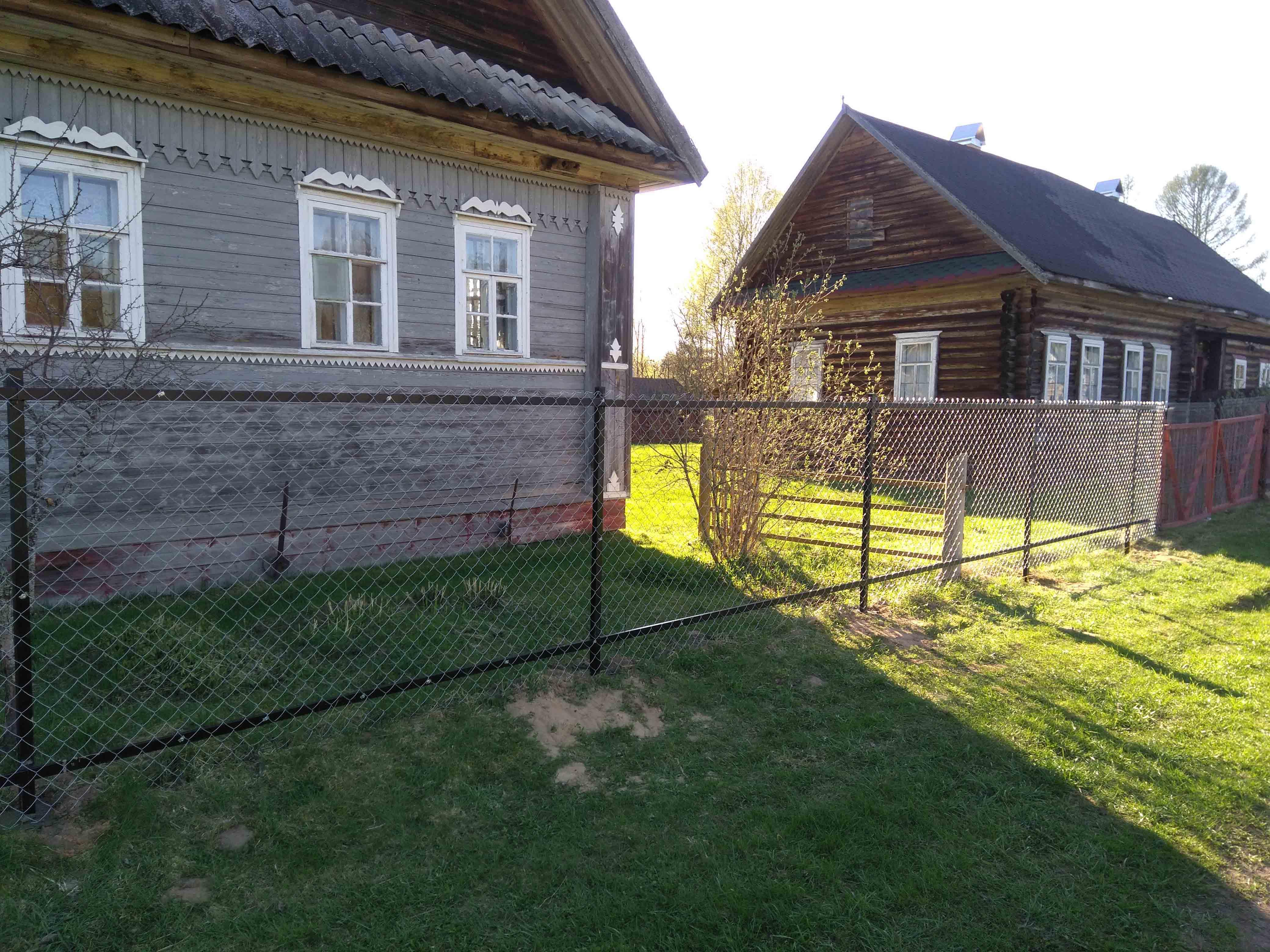 купить забор сетка рабица в Москве