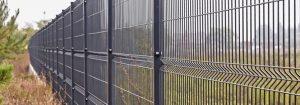 3Д забор под ключ заказать в москве